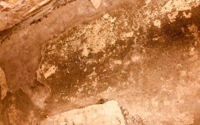 Vochtbestrijding in de catacomben