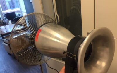 Meten is weten: ook bij ventileren